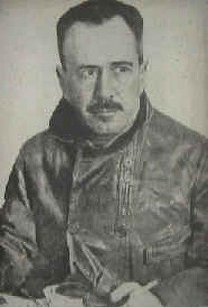 Artur de Sacadura Cabral - Image: Artur De Sacadura Freire Cabral 1