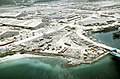 Ash covers the naval station following the eruption of Mount Pinatubo, a volcano which came to life in June 1991 for the first time in over 600 years - DPLA - 02ecad0587390df1e4bf3a9272b4371c.jpeg