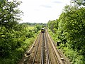 Ashford to Maidstone railway by Snarkhurst Wood - geograph.org.uk - 19722.jpg