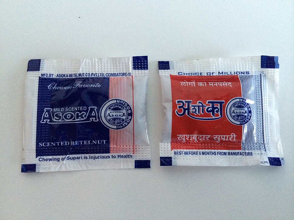 Ashoka betel Nut Pack
