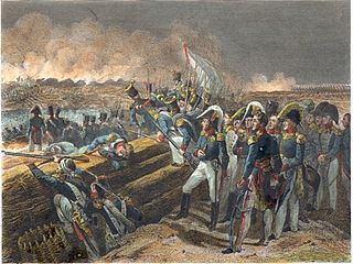 Battle of Trocadero conflict