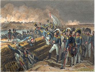 Trocadéro - Battle of Trocadero, 1823