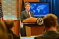 Assistant Secretary Malinowski Responds to Questions After Secretary Kerry Released the 2015 Human Rights Report in Washington (26386527926).jpg