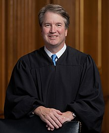 Associate Justice Brett Kavanaugh Official Portrait (full length).jpg