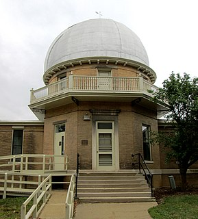 Astronomical Observatory (University of Illinois at Urbana–Champaign) United States historic place