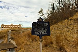 Petit Fort - Indiana Dunes State Park