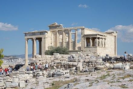 Arquitectura En La Antigua Grecia Wikiwand