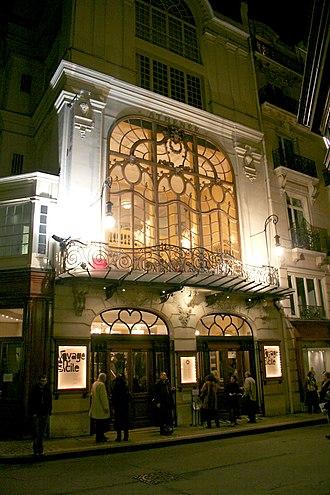 Louis Jouvet - Théâtre de l'Athénée Louis-Jouvet, Paris, named for Jouvet