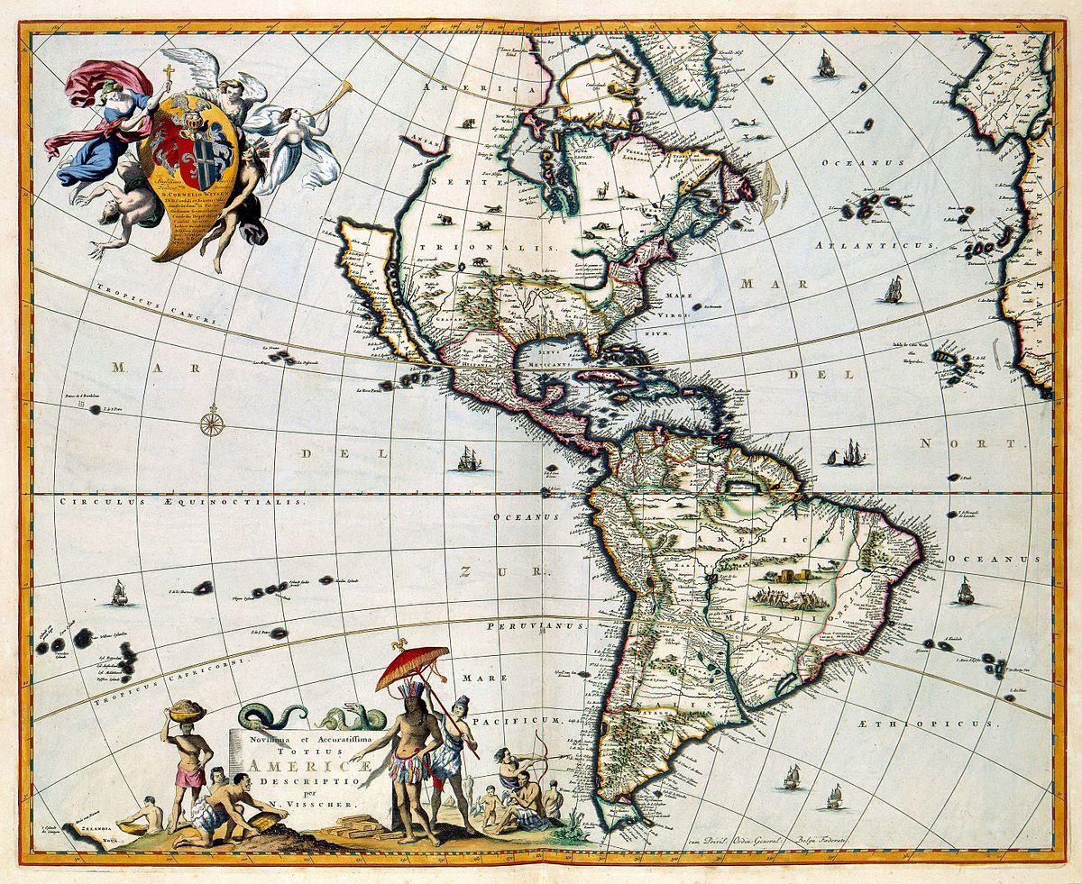 Americas - Simple English Wikipedia, the free encyclopedia
