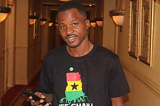 Mustapha Inusah Ghanaian celebrity Journalist