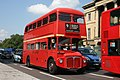Au Morandarte Flickr Tower Transit RM1218 on Route 9H, Hyde Park Corner - Last Day of Routemasters on Route 9H (14776229161).jpg