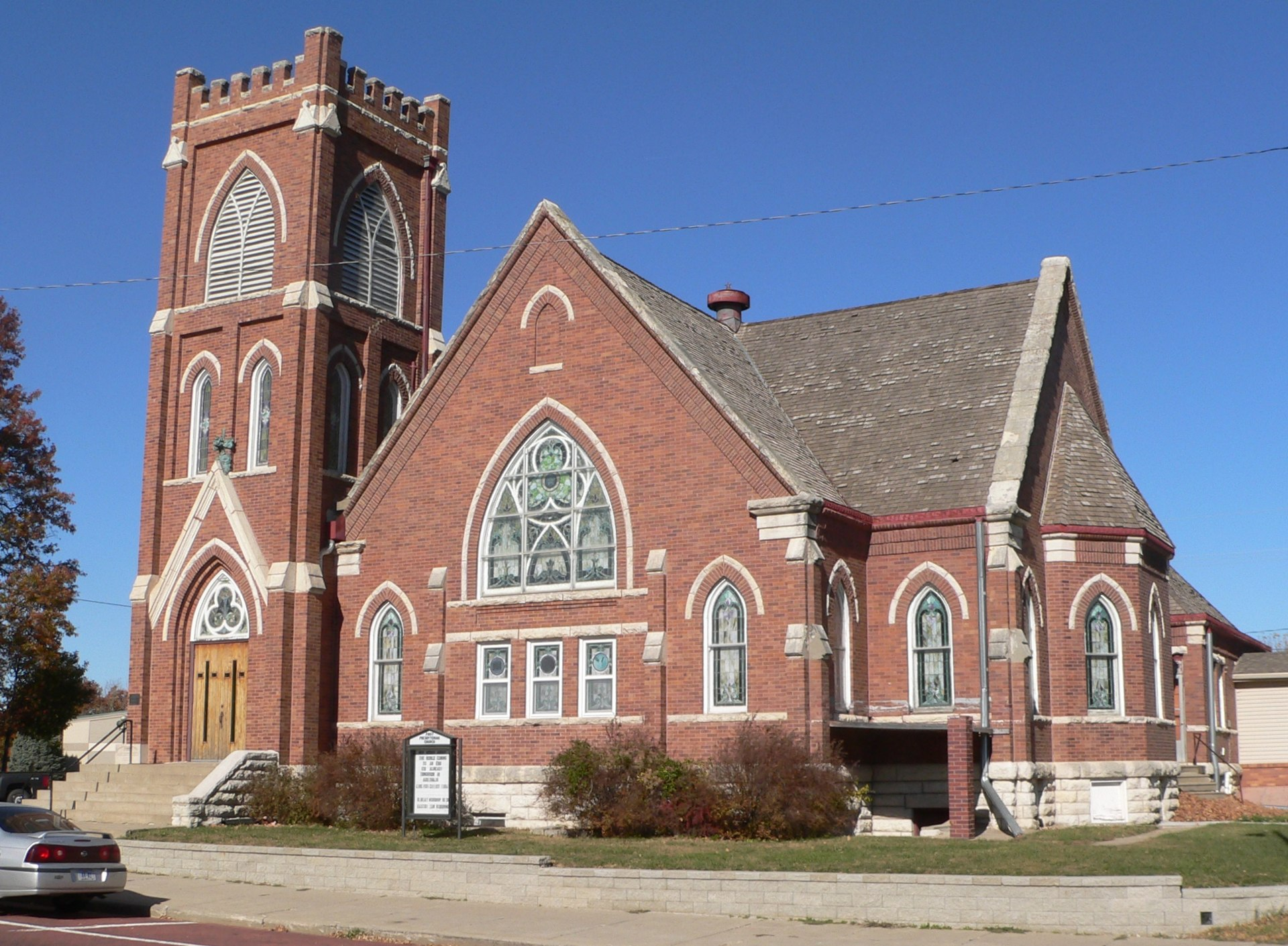 First United Presbyterian Church Auburn Nebraska