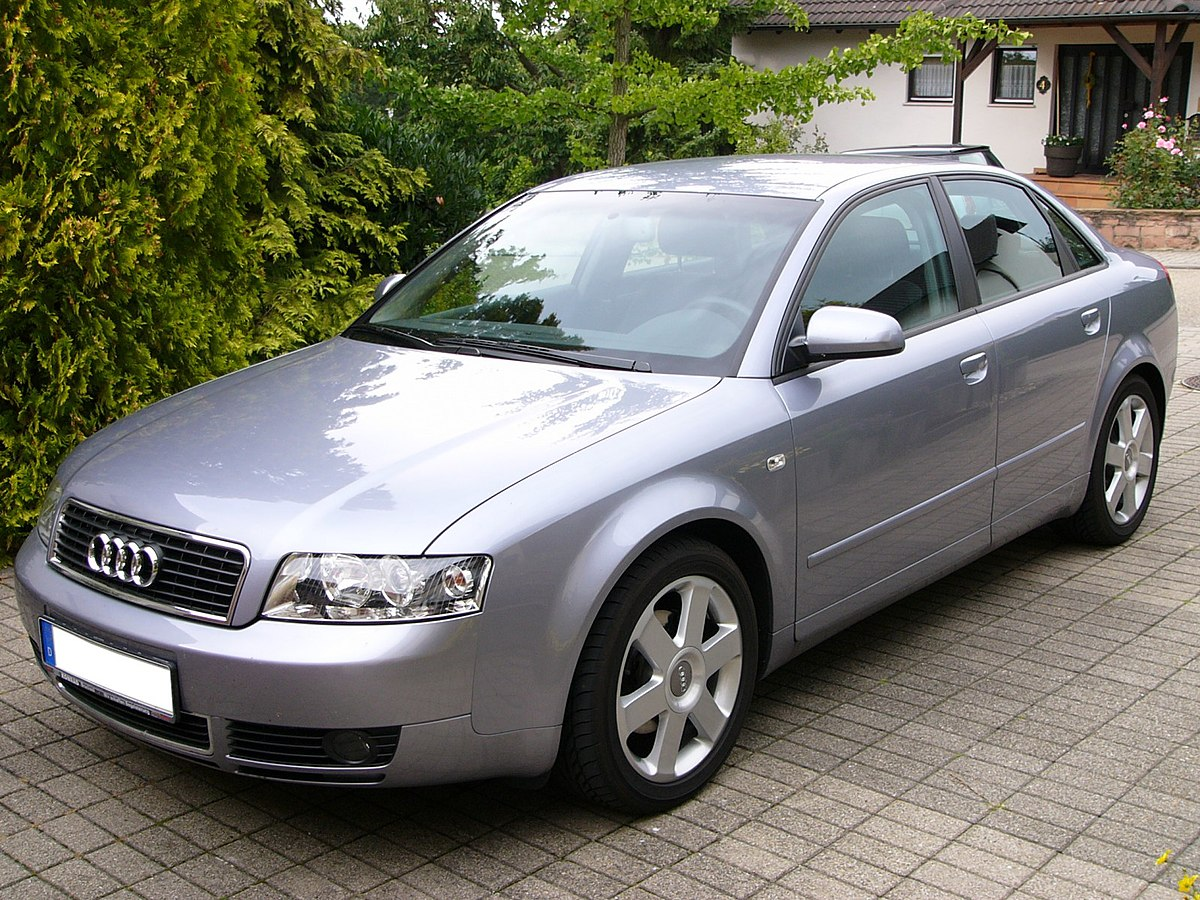 audi a4 b6 wikipedia. Black Bedroom Furniture Sets. Home Design Ideas