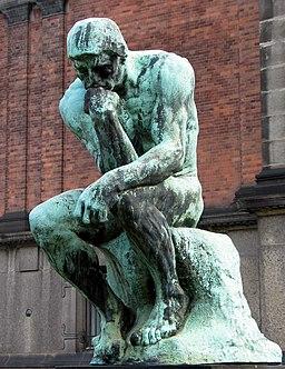 Auguste Rodin - Grubleren 2005-02