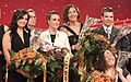 Austrian Sportspeople of the Year 2014 winners 05 Anna Fenninger Lara Vadlau Jolanta Ogar Markus Salcher Claudia Lösch.jpg