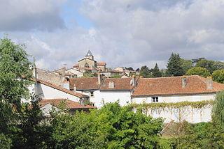 Availles-Limouzine Commune in Nouvelle-Aquitaine, France