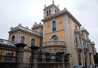 Avilés - Balsera Palace