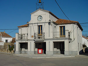 Alameda del Valle - Municipal office