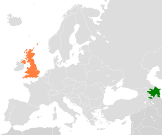 Diplomatic relations between the Republic of Azerbaijan and the United Kingdom of Great Britain and Northern Ireland