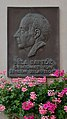 Béla Bartók plaque, Anger, Styria.jpg