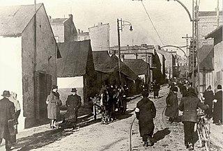 Będzin Ghetto Nazi ghetto in occupied Poland