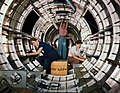 B17F - Woman workers at the Douglas Aircraft Company plant, Long Beach, Calif.jpg