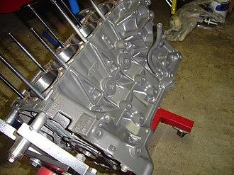 Honda B20A engine - Image: B21a 1front