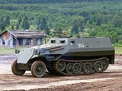 Sd Kfz  251 - Wikipedia