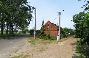 Baranowo, Gmina Mosina - Image: BARANOWO 02