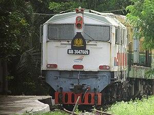 Gambar Kereta Api Minecraft Lokomotif Bb304 Wikipedia Bahasa Indonesia Ensiklopedia Bebas