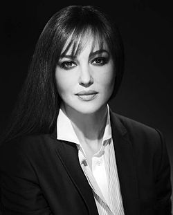 Monica Bellucci photographed by Studio Harcourt Paris