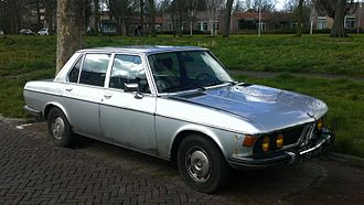 BMW New Six - 1976 BMW 3.0 Si
