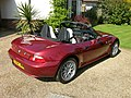 BMW Z3 3.0i Calypso Red 2002 - Flickr - The Car Spy (13).jpg