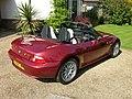 BMW Z3 3.0i Calypso Red 2002 - Flickr - The Car Spy (13).jpg