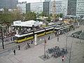 BVG tram stop Alexanderplatz 02.JPG