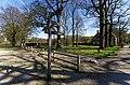 Baarn - Landgoed Groeneveld - In the back, Kitchen Garden - Moestuin & Jagershuis.jpg