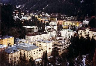 Bad Gastein Place in Salzburg, Austria