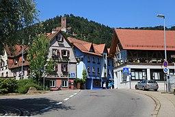 Karlstraße in Bad Liebenzell