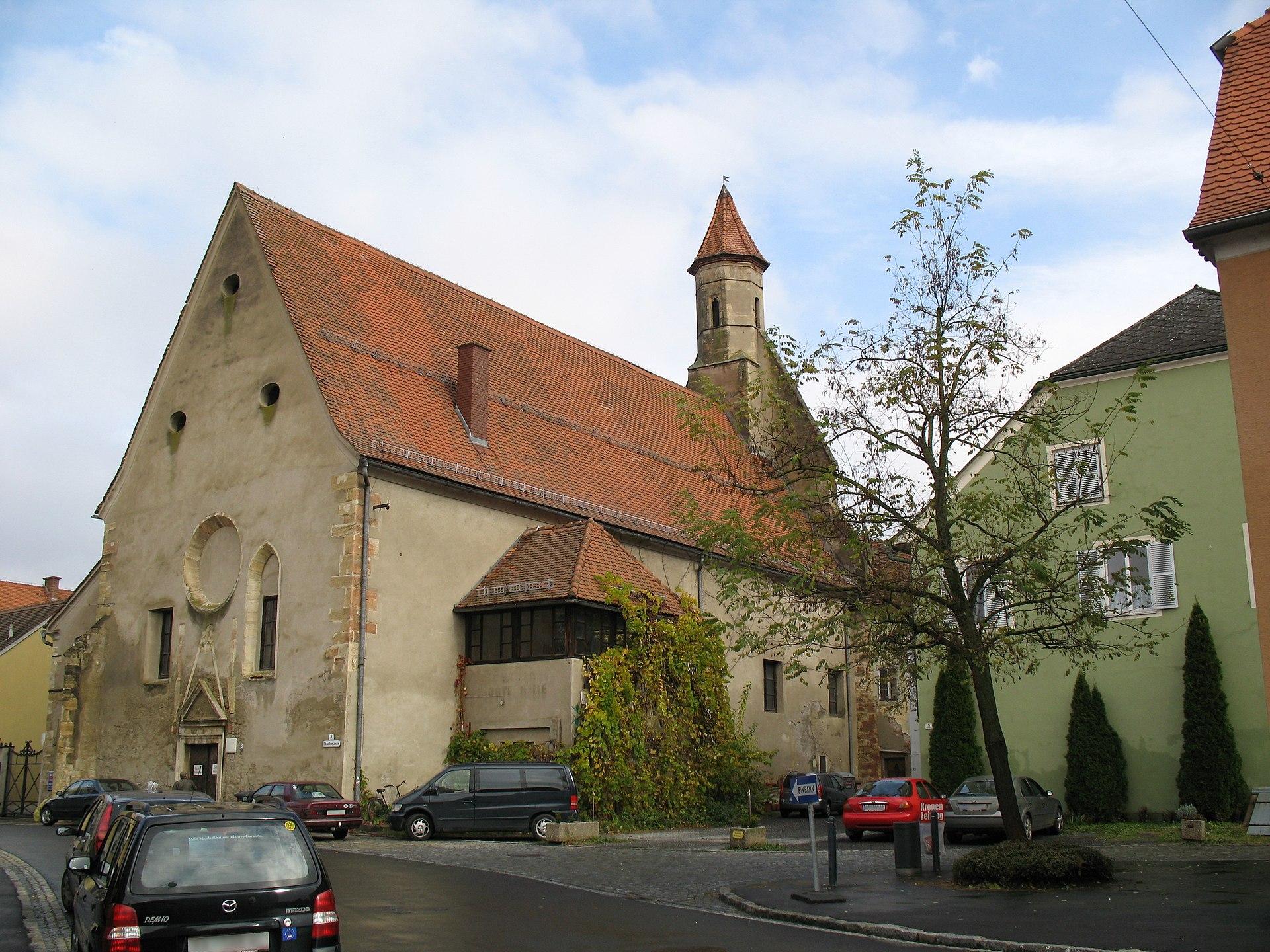 AugustinerEremitenKirche Bad Radkersburg – Wikipedia