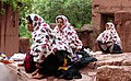 Badger Women in Abyaneh - Flickr - Hamed Saber.jpg