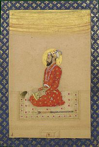Bahadur Shah, ca. 1670, Bibliothèque nationale de France, Paris.jpg