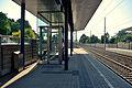 Bahnhof Melk Bahnsteig 1 Warteraum.JPG