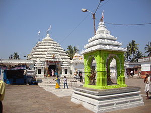 Baladevjew Temple, Ichhapur, Kendrapara district, Odisha..JPG