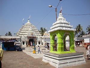 Baladevjew Temple - Image: Baladevjew Temple, Ichhapur, Kendrapara district, Odisha