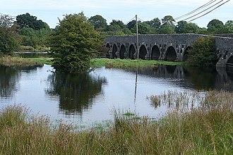 Shannon River Basin - River Suck at Ballyforan Bridge