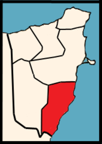 Bayla District - Image: Bandarbeyla District