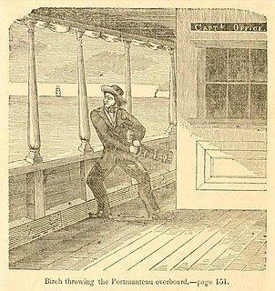 Robert H. Birch American criminal and prospector