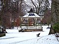Bandstand in the snow - geograph.org.uk - 2226318.jpg