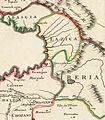 Banduri and Lisle. Imperii Orientalis et Circumjacentium Regionum.C (Iberia, Lazica, Abasgia).jpg