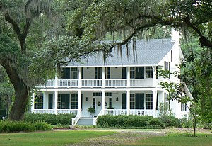 National Register of Historic Places listings in Leon County, Florida - Image: Bannerman Plantation